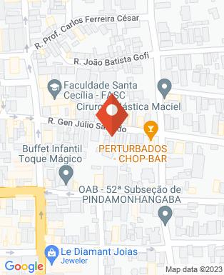 Mapa da empresa Gumercindo Malaco Bueno