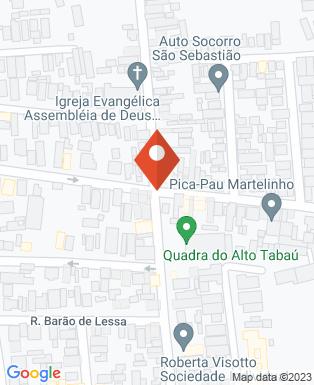 Mapa da empresa Condessa Decor