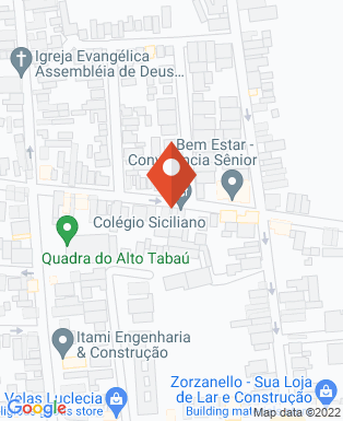 Mapa da empresa Pica Pau Martelinho - Estética Automotiva