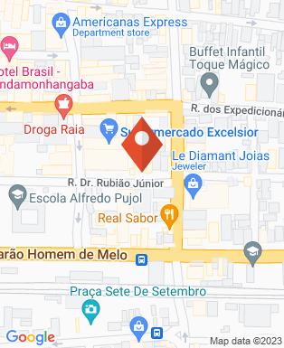 Mapa da empresa Kabelo Com K