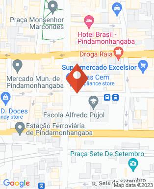 Mapa da empresa Art Ville Construtora