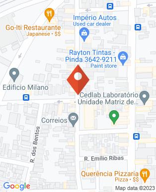 Mapa da empresa Spaço Imóveis