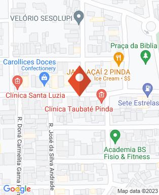 Mapa da empresa Escola de Educação Infantil Iniciativa