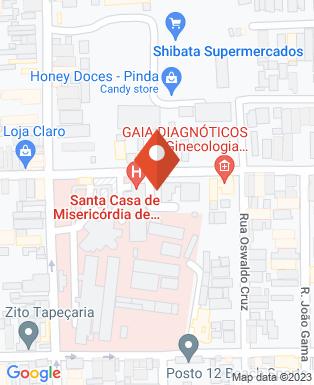 Mapa da empresa Funerária Memorial da Paz