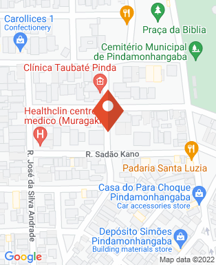 Mapa da empresa Academia BS Fisio & Fitness