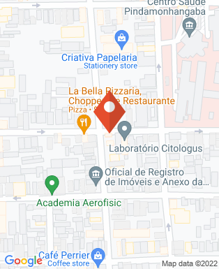Mapa da empresa Casa do Óleo Vilella