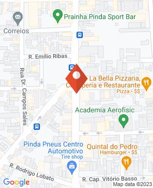 Mapa da empresa Bravo Auto Elétrica