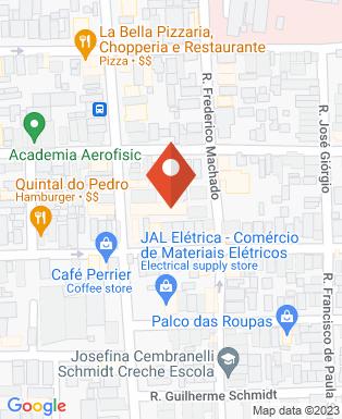 Mapa da empresa Colégio Recriar