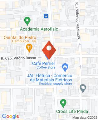 Mapa da empresa Café Perrier