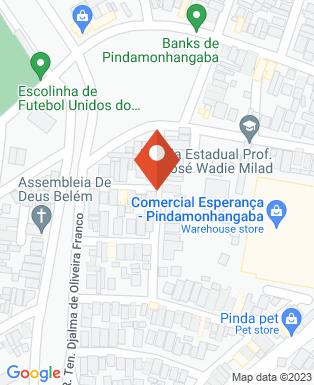 Mapa da empresa End Treinamentus
