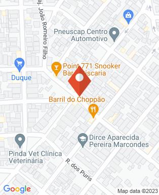 Mapa da empresa Drogaria e Perfumaria São Domingos