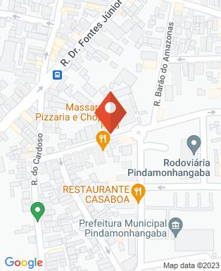 Mapa da empresa 1ª Distrito Policial de Pindamonhangaba