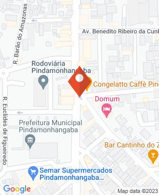Mapa da empresa 11ºCia Companhia Barão de Pindamonhangaba