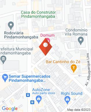 Mapa da empresa Ecel Serralheria e Caldeiraria