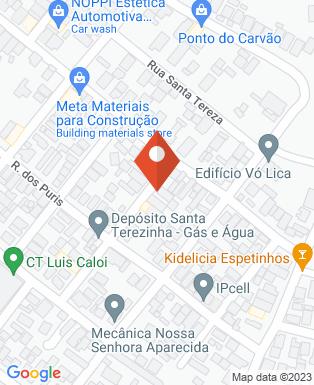 Mapa da empresa Serralheria Nossa Senhora Aparecida