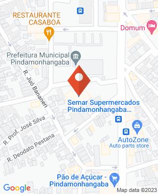 Mapa da empresa Hernandes Automóveis