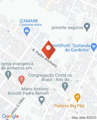 Mapa da empresa Toldos Garcia