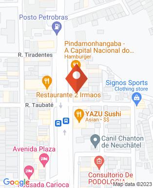 Mapa da empresa Japa Motoservice