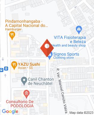 Mapa da empresa Signos Publicidade
