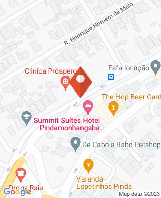 Mapa da empresa Barcellos Assessoria Contábil