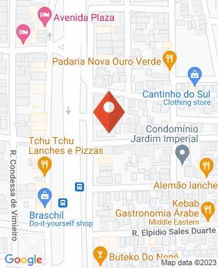 Mapa da empresa Auto Mecânica Barbosa