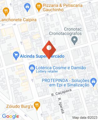 Mapa da empresa Munck