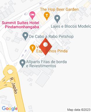 Mapa da empresa Armacell Brasil Ltda