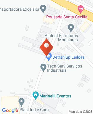 Mapa da empresa Marinelli Eventos