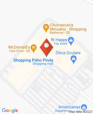 Mapa da empresa Clube da Sapatilha