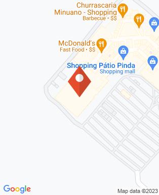 Mapa da empresa Cineflix - Shopping Pátio Pinda
