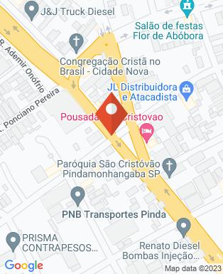 Mapa da empresa Arroz Preto Ruzene