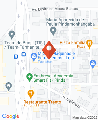Mapa da empresa Femax Comercial e Industrial