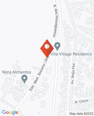 Mapa da empresa Congelados Nora