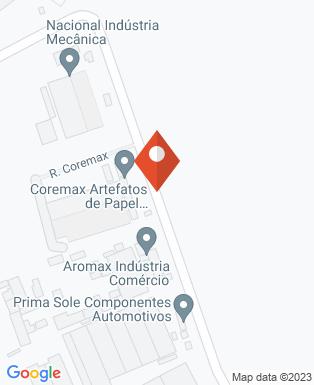 Mapa da empresa Dumafer