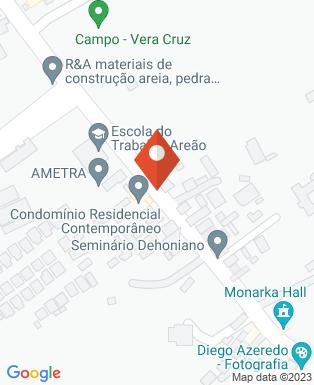 Mapa da empresa Tetus Construtora e Incorporadora