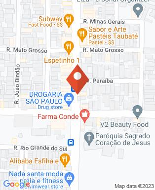 Mapa da empresa Moto Show