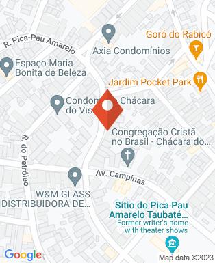 Mapa da empresa Pontotec