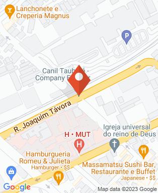 Mapa da empresa Bussola Italiana - Cidadania Italiana