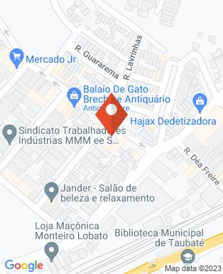 Mapa da empresa Fratelli Cei Construtora e Incorporadora