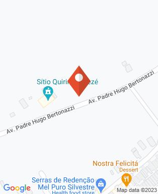 Mapa da empresa Sítio Quiririm