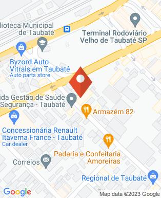 Mapa da empresa Hou Lounge&Bar