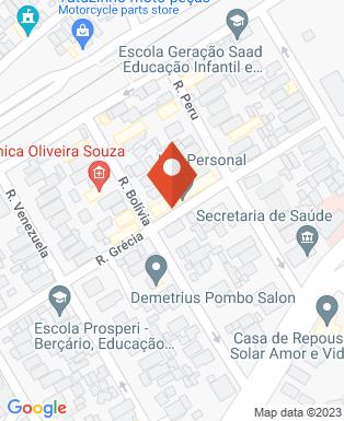 Mapa da empresa Codivap