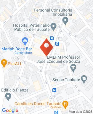 Mapa da empresa DEINTER-1 - Delegacia Seccional de Polícia Civil de Taubaté - Delegado de Polícia Dr.Roberto Martins de Barros