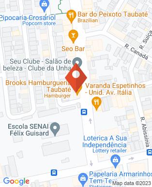 Mapa da empresa Mundo Imobiliário