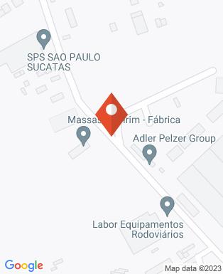 Mapa da empresa Gestamp Automoción Taubaté
