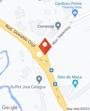 Mapa da empresa Jóia Buffet