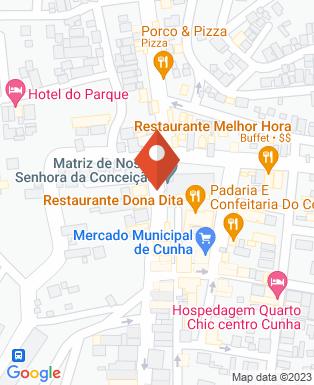 Mapa da empresa Golden Motos Cunha