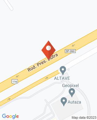 Mapa da empresa Airmod Consulting