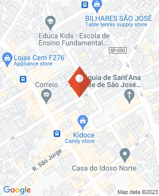 Mapa da empresa Ecompo -  Escola Politécnica de Ensino Médio