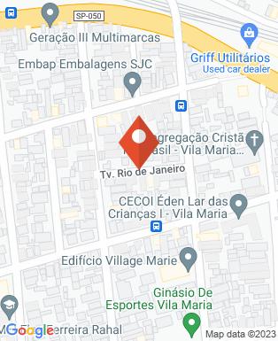 Mapa da empresa Gramani & Machado Comércio e Serviços